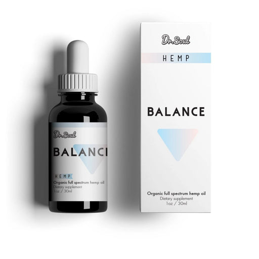 Dr. SOUL BALANCE HEMP DROPS  400mg