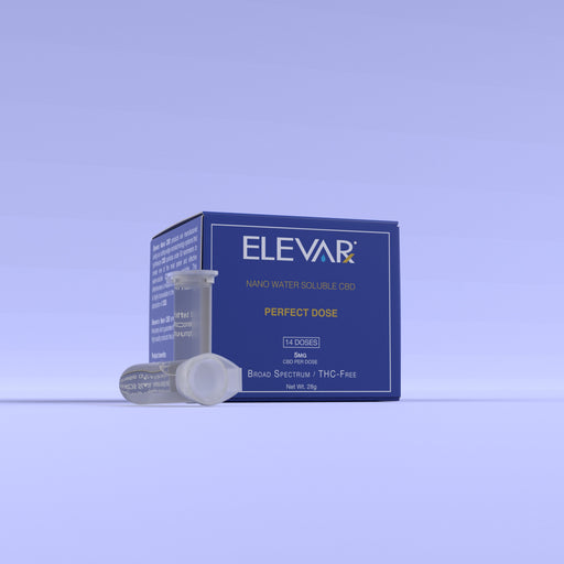 Elevarx- Perfect Dose Broad Spectrum (THC FREE) - 5mg
