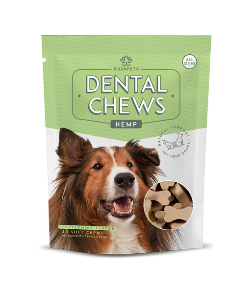 BUDAPETS DENTAL TREATS