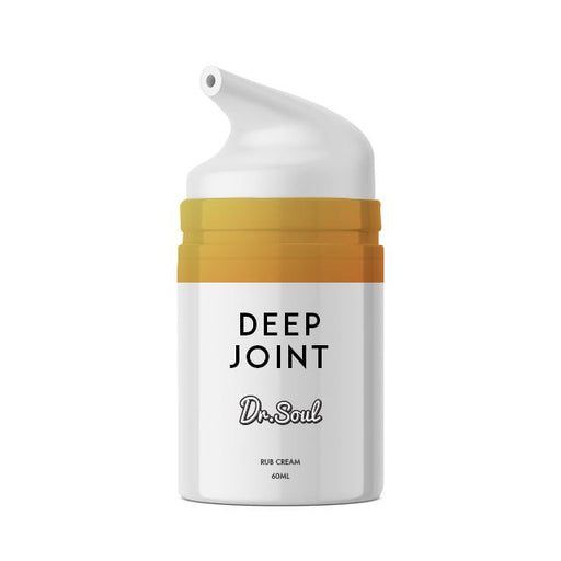 Dr. Soul Deep Joint Rub Cream 200mg