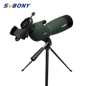 Waterproof Zoom Telescope - 50/60/70mm With Spotting Scope