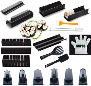 11 PCS SUSHI MAKER SET