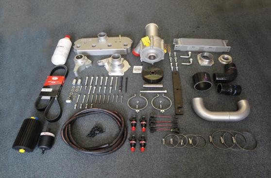 Rotrex Sport Supercharger Kit - FN2 - TDi North