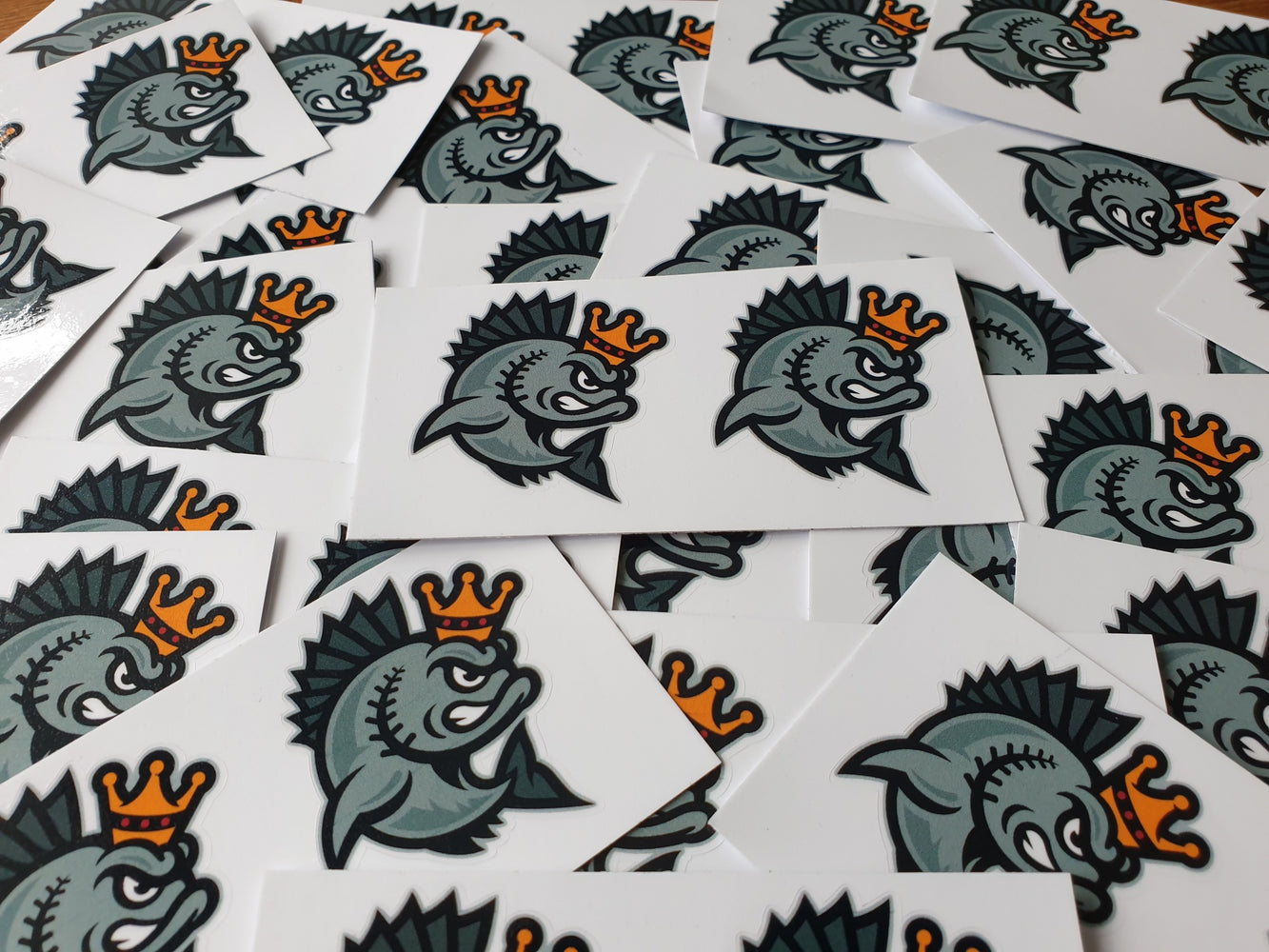 KingTuna Sticker (x2) - Small
