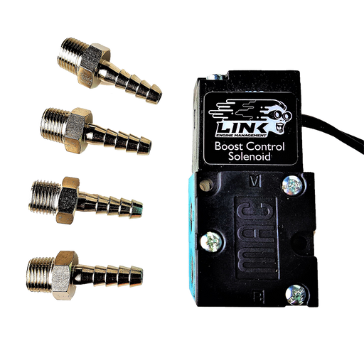 LINK 4 PORT BOOST CONTROL SOLENOID - TDi North