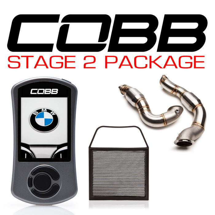 COBB - BMW N54 Stage 2 Power Package w/V3