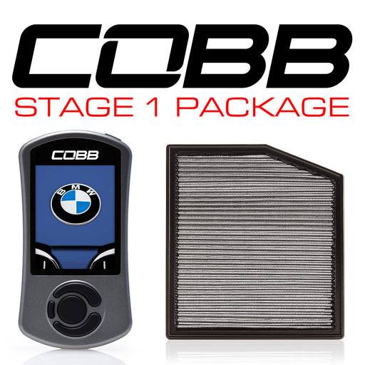 COBB - BMW N55 Stage 1 Power Package w/V3