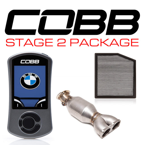 COBB - BMW N55 Stage 2 Power Package w/V3