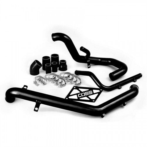 COBB - Mitsubishi Evo X Stage 4 Power Package w- Oval-Tip Exhaust w-V3
