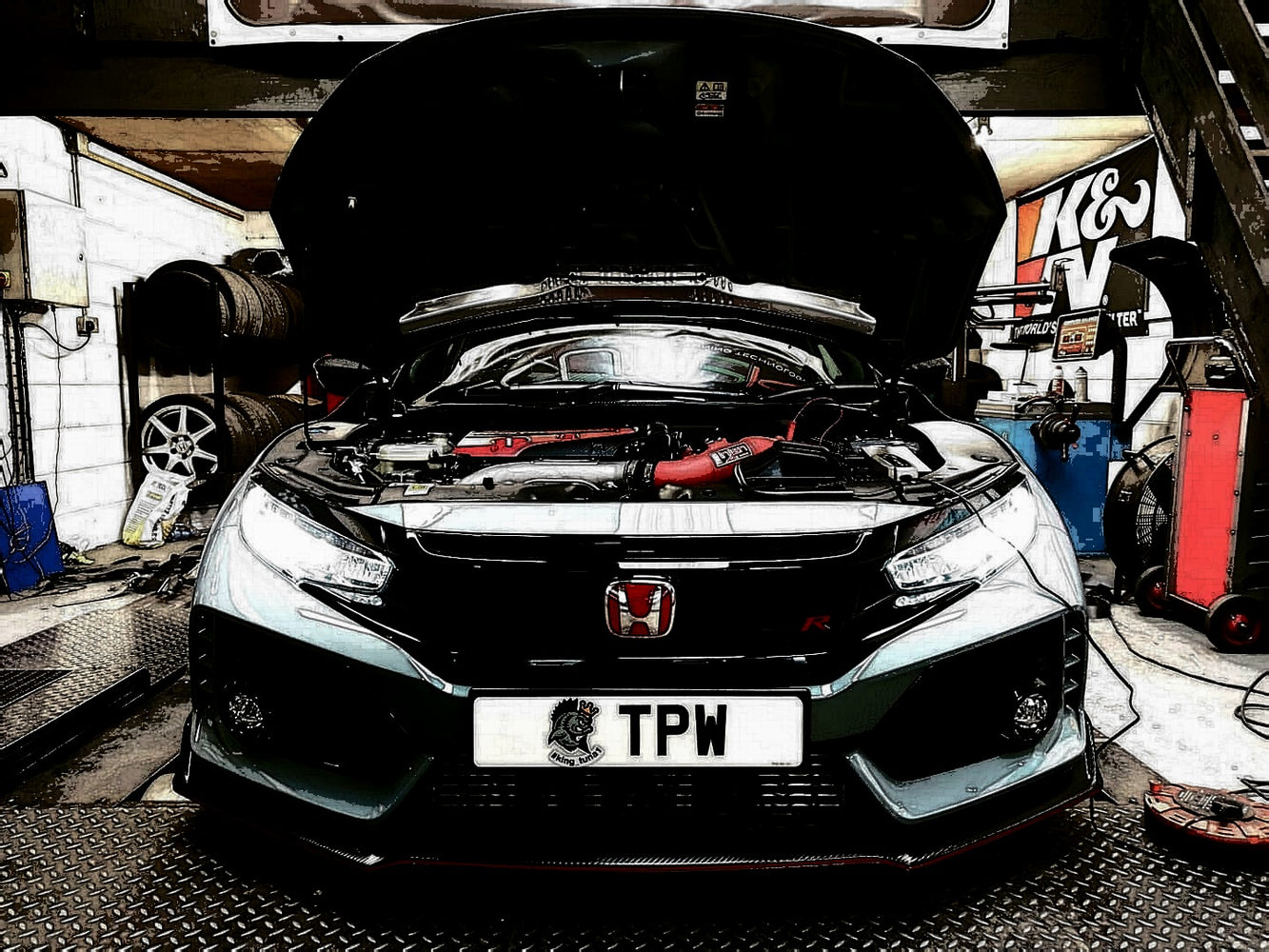 FK8 Type-R Tuning Packages for 2017-2019 (Including KTuner v1.2, Dash integration and Custom Tuning)