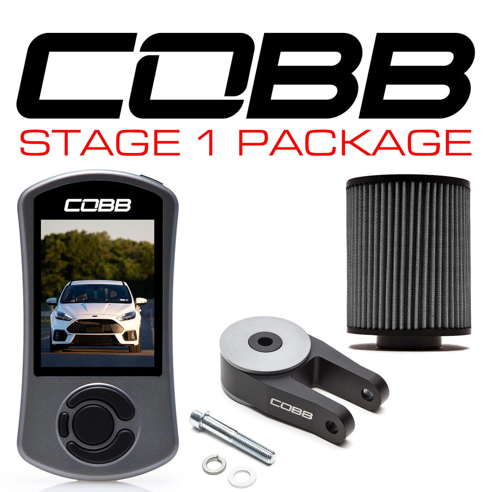 COBB - Ford Focus RS 2016-2018 Stage 1 Power Package