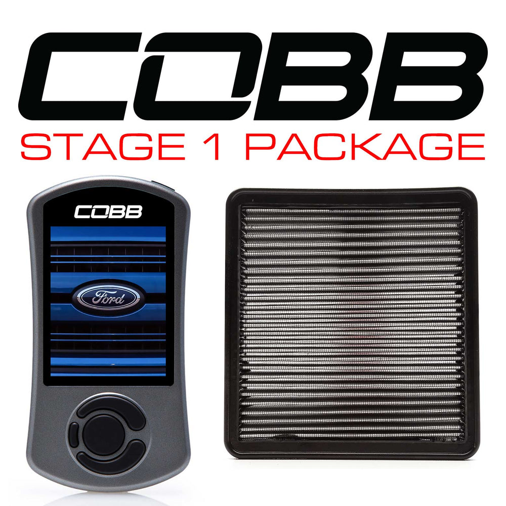 COBB - Ford Stage 1 Power Package with TCM F-150 Raptor 2017-2020