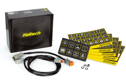 Haltech - CAN Keypad 8 button (2x4)