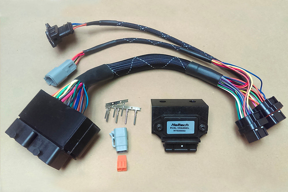 Haltech Elite 1500 Polaris RZR XP 1000 (2015-2016) Plug 'n' Play Adaptor Harness