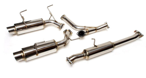 M2 MOTORSPORT S2000 EXHAUST SYSTEM - TDi North