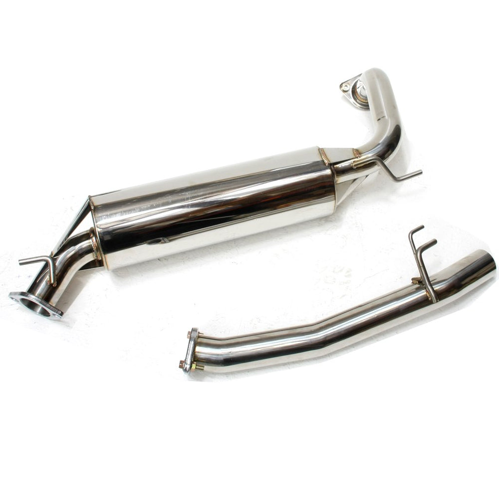 M2 CIVIC FN2 EXHAUST - REAR MUFFLER - TDi North