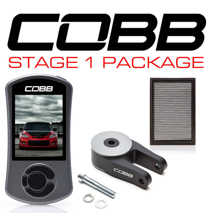 COBB - Mazdaspeed3 Stage 1 Power Package Gen1 Mazdaspeed 2007-2009