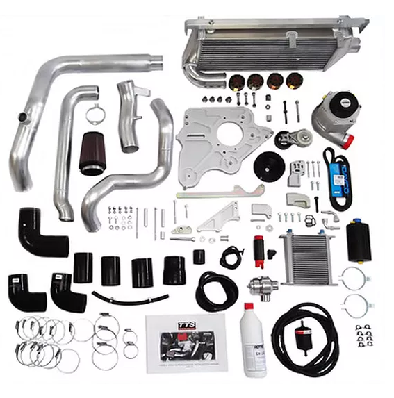 Honda S2000 Rotrex FULL RACE Supercharger kit (All Models) - TDi North