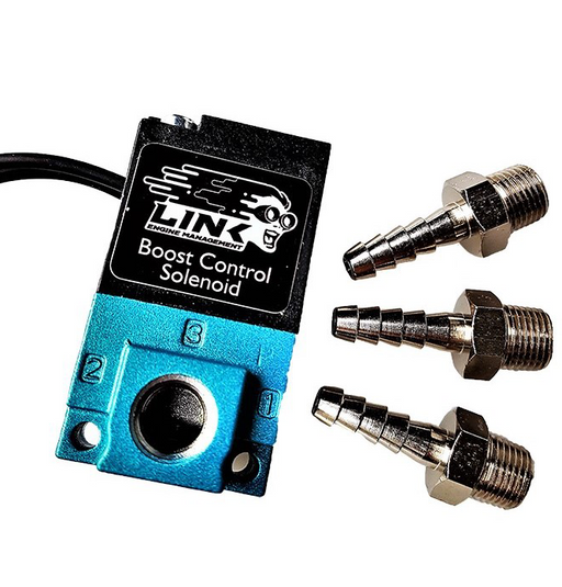 LINK 3 PORT BOOST CONTROL SOLENOID - TDi North