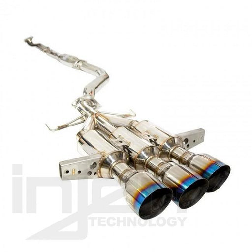 INJEN Cat-Back Exhaust Honda Civic Type-R FK8 - TDi North