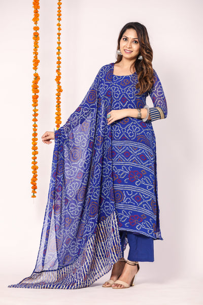 Adab Blue Set