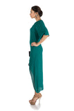 Anushree Agarwal Green Long Short Tunic