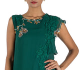 Anushree Agarwal Green Tunic