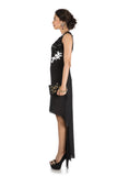 Anushree Agarwal Black Short And Long Tunic
