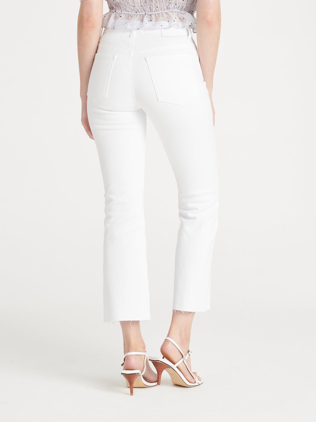 Wes Crop - White