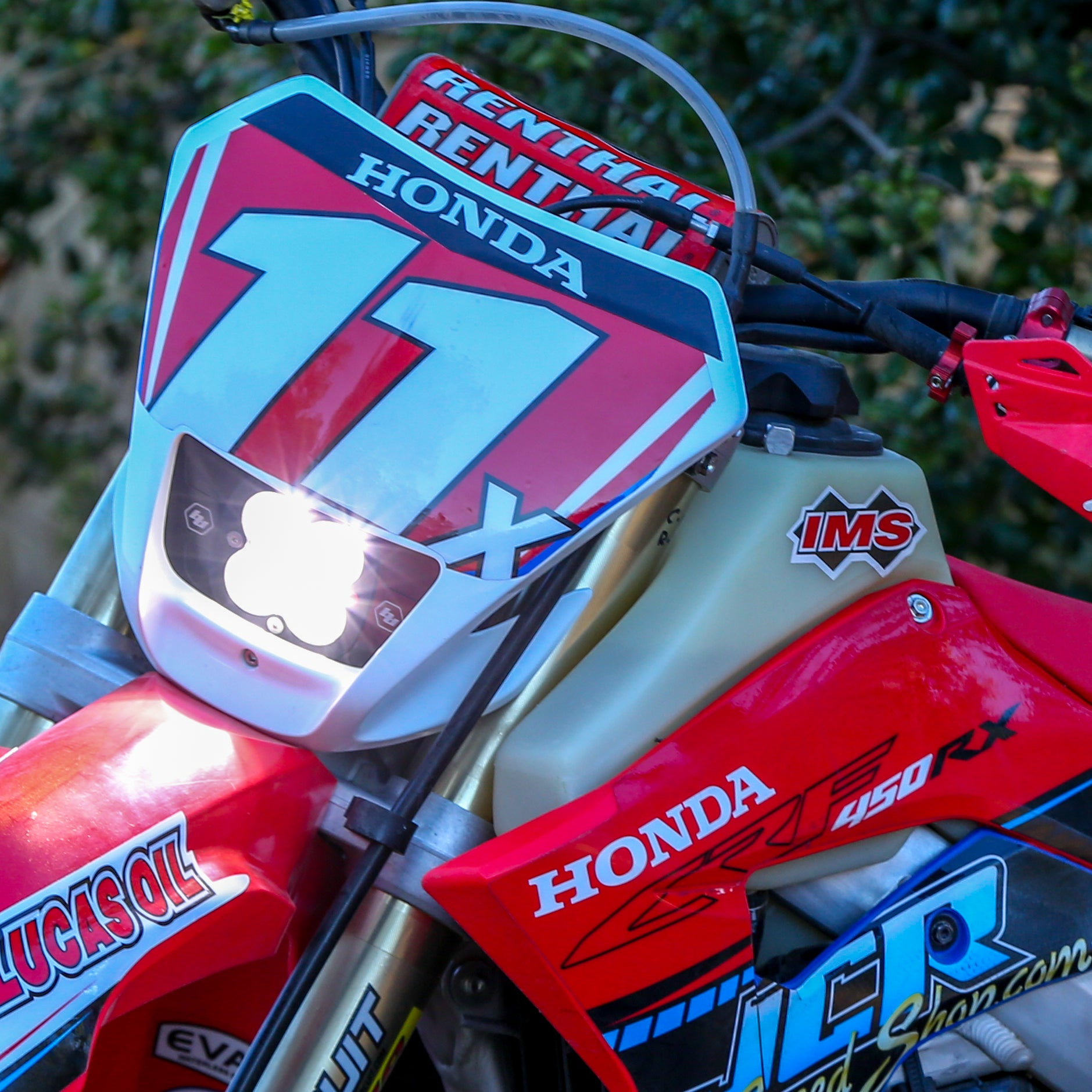 Crf 250r Wiring Diagram For Headlights Library