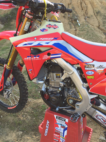 JCR Honda 2020 graphic kit