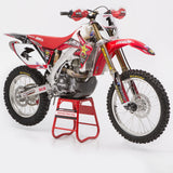 JCR Rockstar Graphic Kit with number plate backgrounds