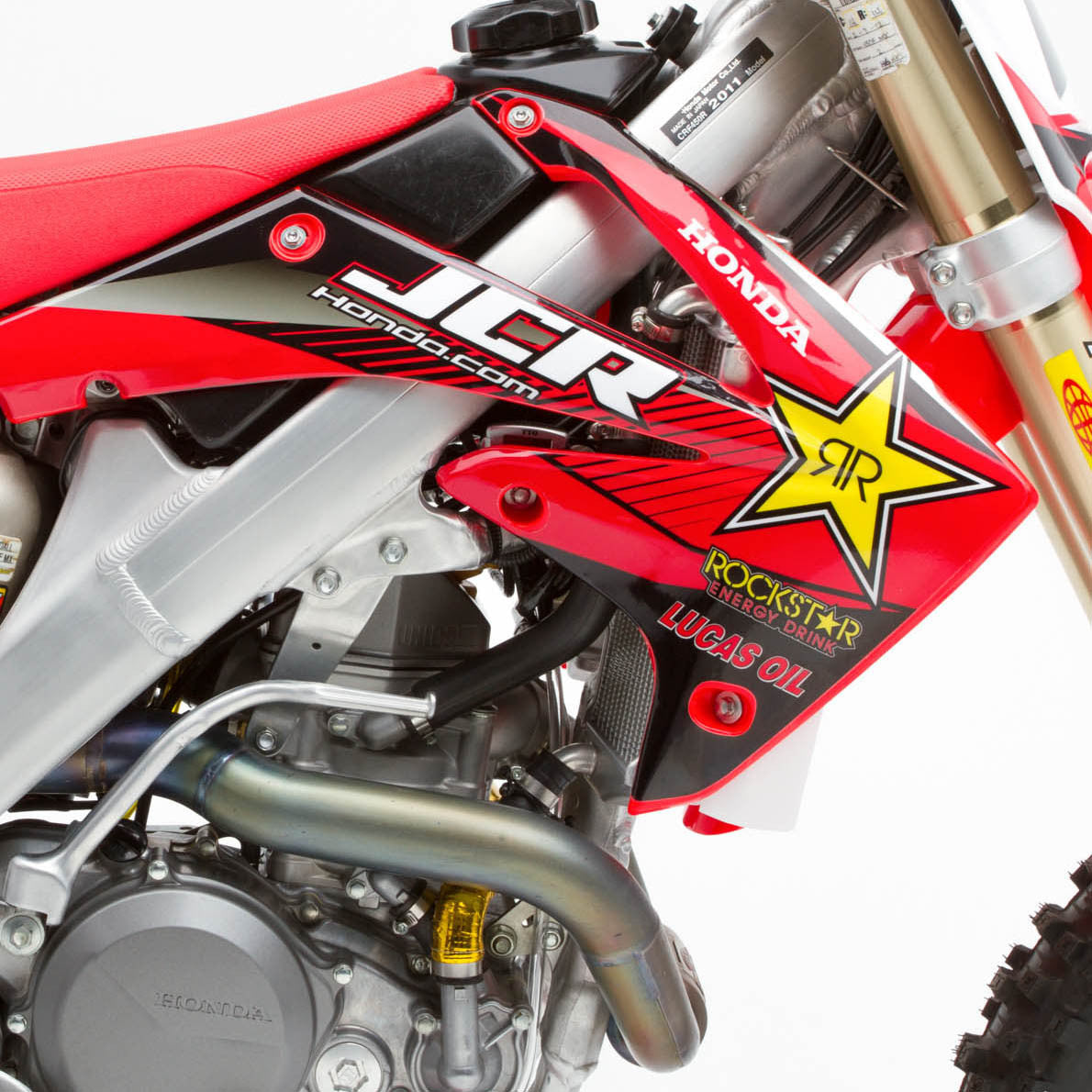 JCR Rockstar Graphic Kit