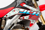"JCR Speed Shop ""Baja Navigator"" graphics kit"