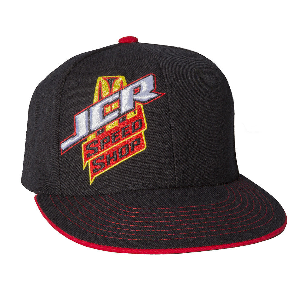 "JCR ""Intake"" flat-bill hat"