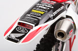 JCR Speed Shop Graphic Kit with number plate backgrounds