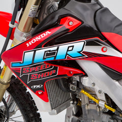 JCR Speed Shop Graphic Kit
