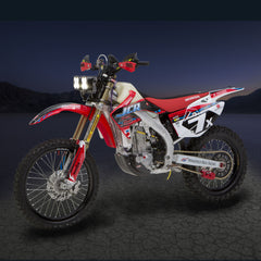 JCR SPEED SHOP Honda CRF450X Baja 1000 Racer