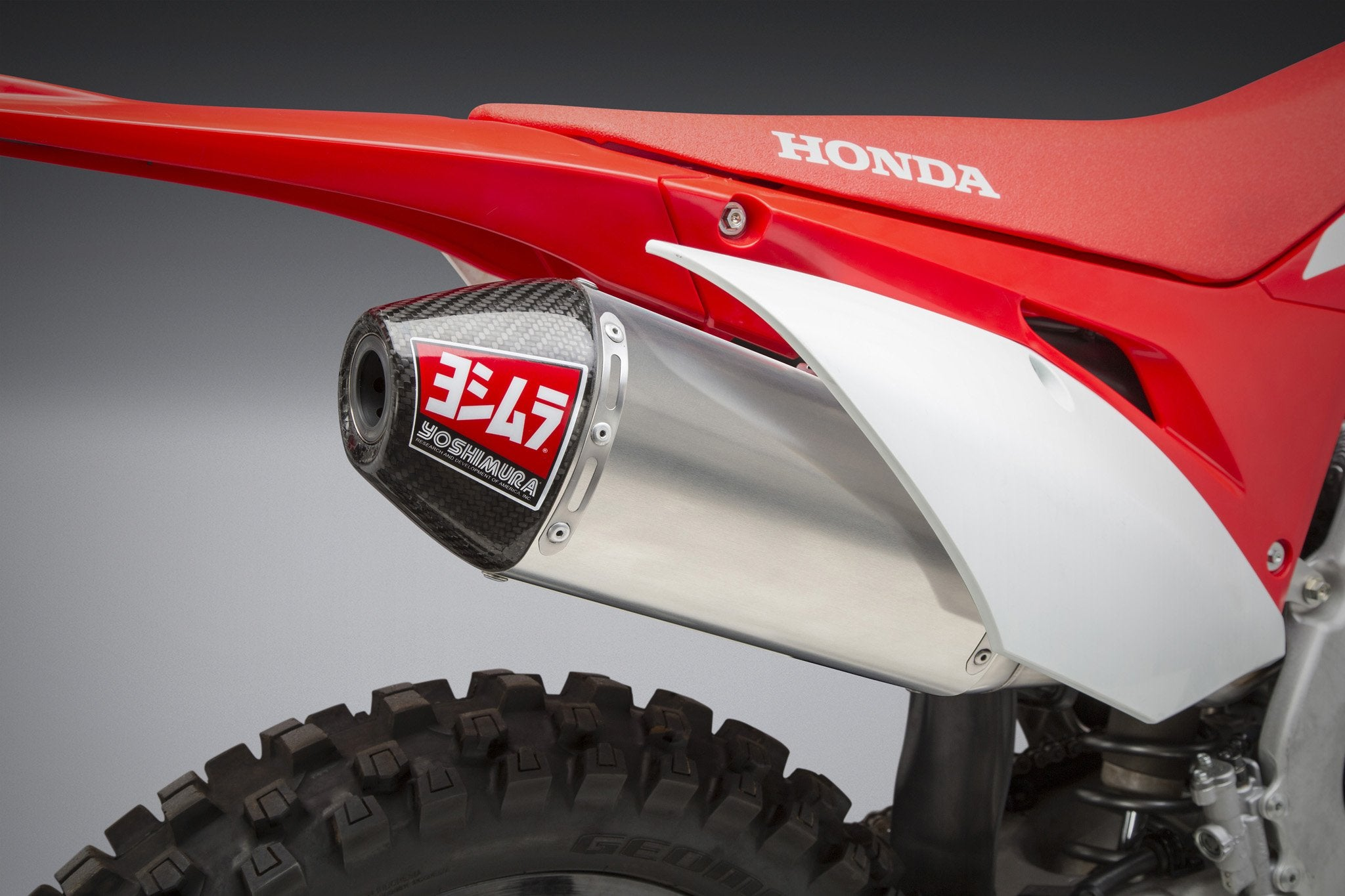 Yoshimura RS-4 Enduro Exhaust System