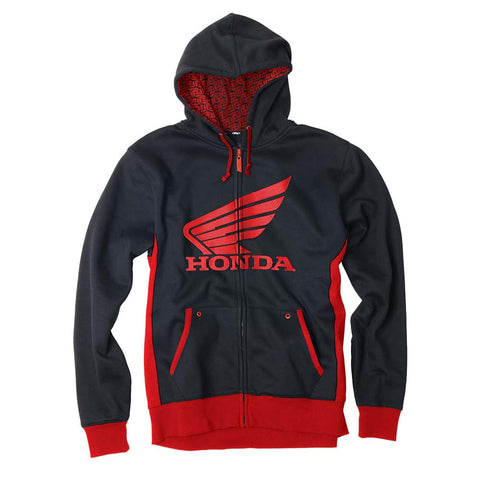 "Honda ""Limit"" zip-up hoodie"