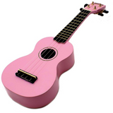 Coloured Ukulele