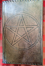 Load image into Gallery viewer, Book of Shadows (Pentagram Book)