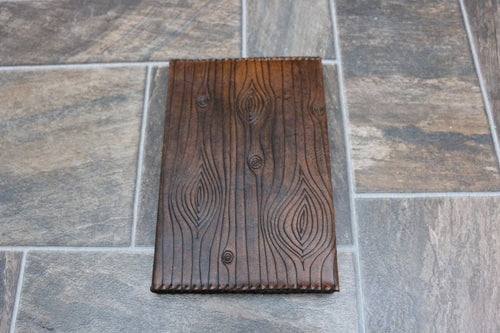 Wood Grain Book