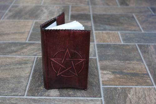 Book of Shadows (Pentagram Book)