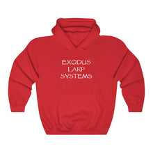 Load image into Gallery viewer, Exodus LARP Systems Remnants of Humanity Unisex Heavy Blend Hooded Sweatshirt