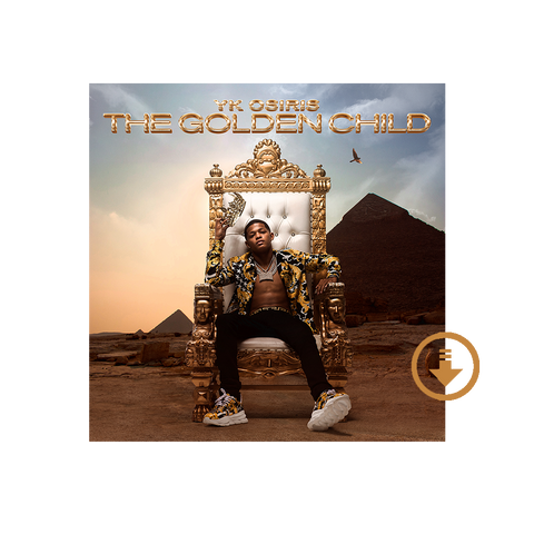 The Golden Child Digital Album