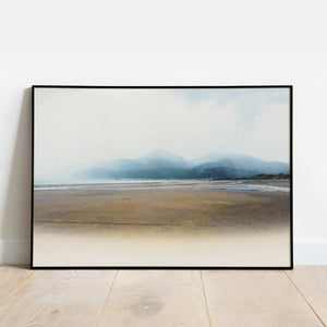 'Mountains of Mourne' Digital print