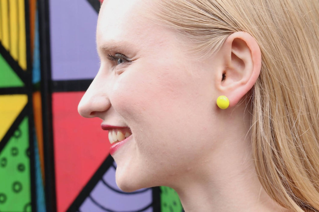 Jelly Bean Studs