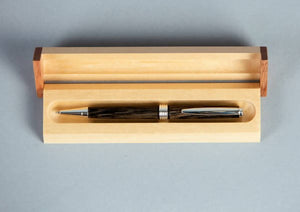 Bog Oak Pen in Presentation Box