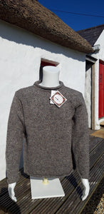 Fisherman Roll Neck Sweater